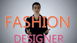 fashion designer - spokesperson