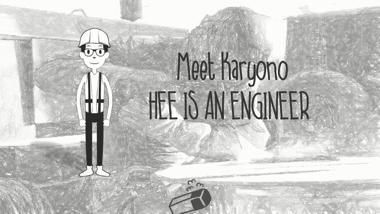 Engineer Whiteboard Explainer Video Template