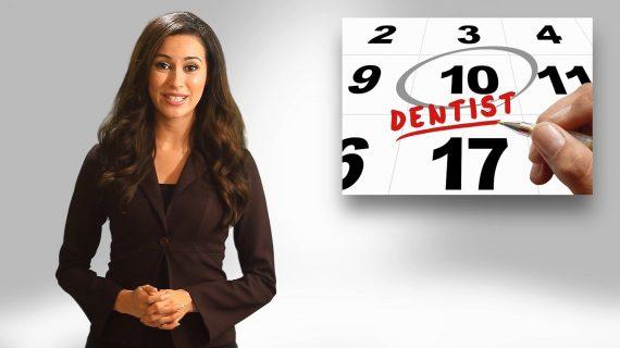Dentist Female Spokesperson