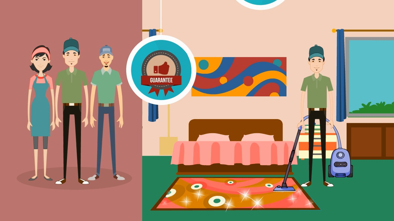 Carpet Cleaning Explainer Video