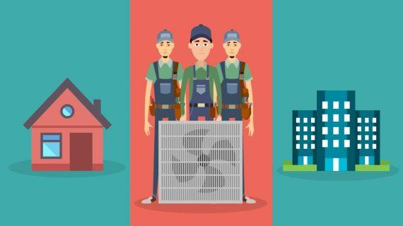 HVAC - Emergency Service & Repair Explainer Video