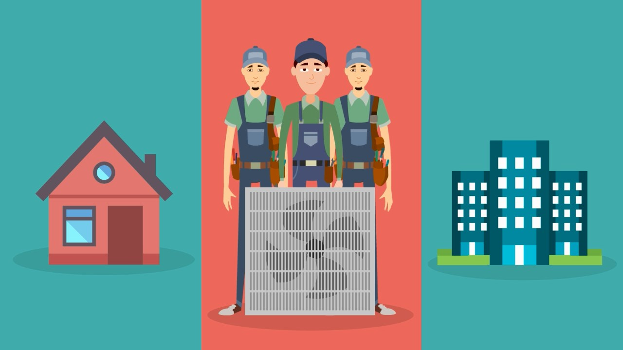 HVAC - Emergency Service & Repair Explainer Video