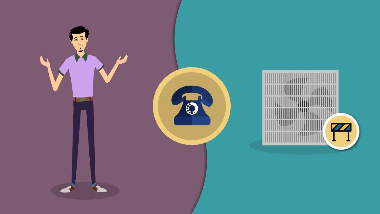 HVAC Repair & Routine Maintenance Explainer Video