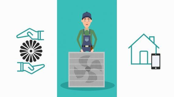 HVAC Service & Installation Explainer Video