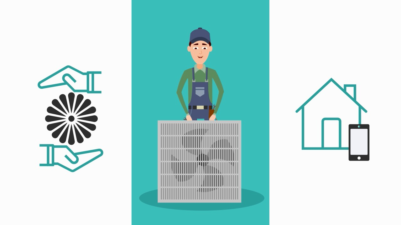 HVAC Service & Installation Explainer Video