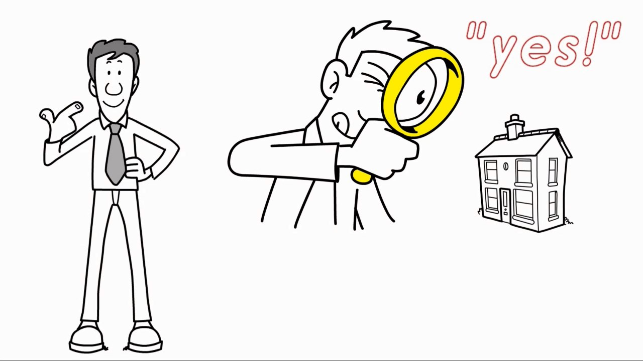 Home Inspection Whiteboard Animation