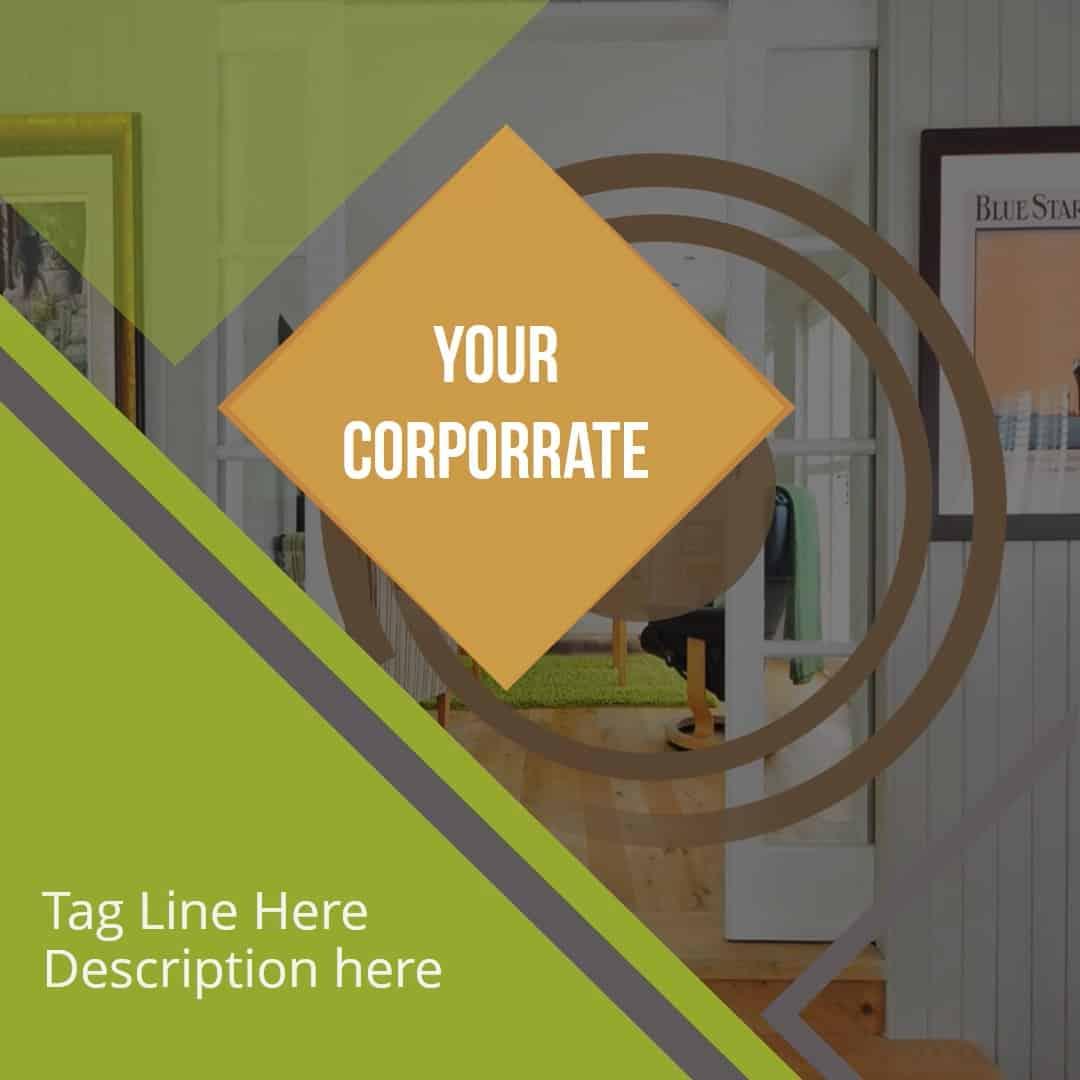 Corporate Instagram Video Template