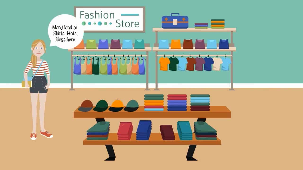 Fashion Store Explainer Video Template