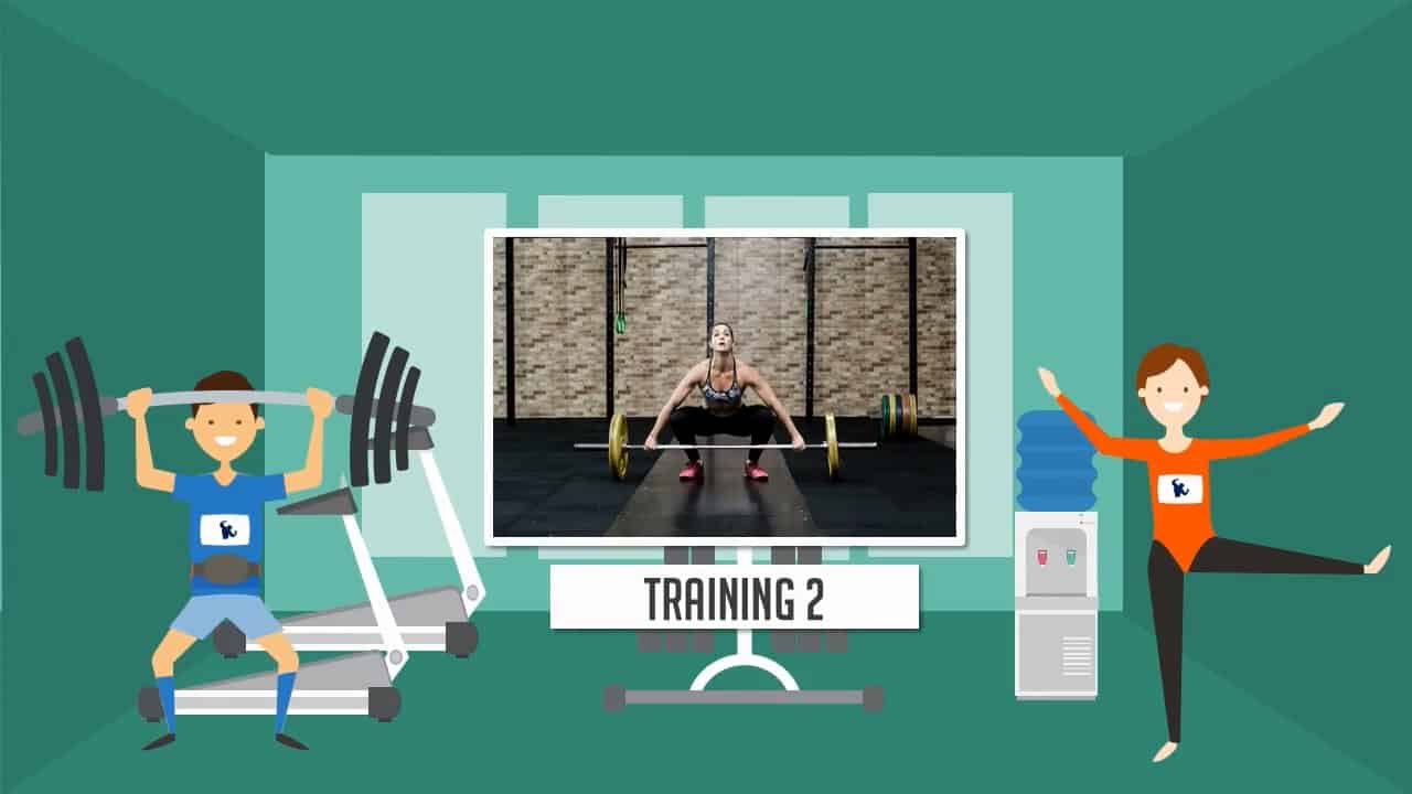 Gym Explainer Video Template