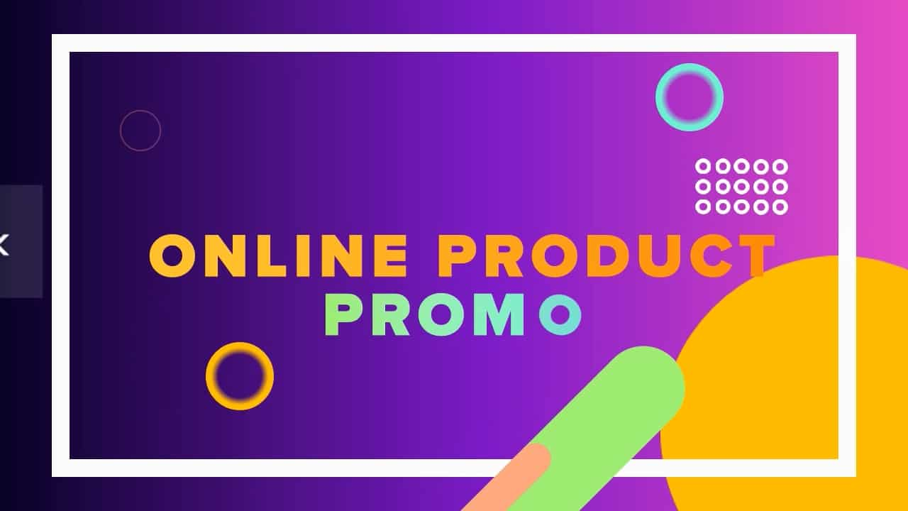 Universal Promo Video Template